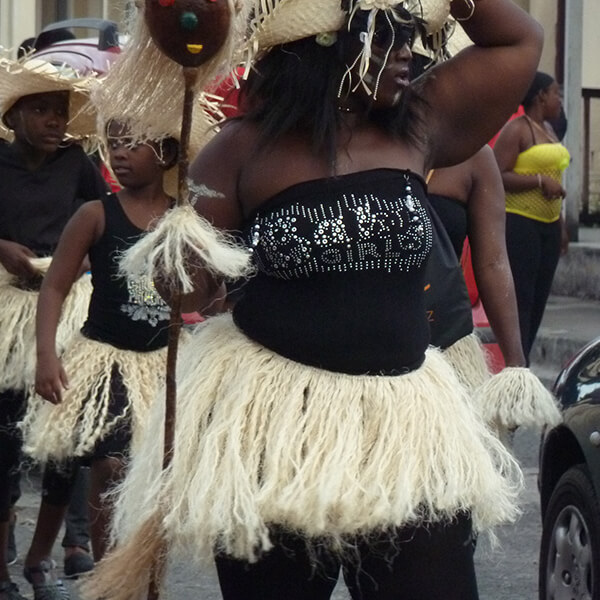 Carnaval à Marie-Galante