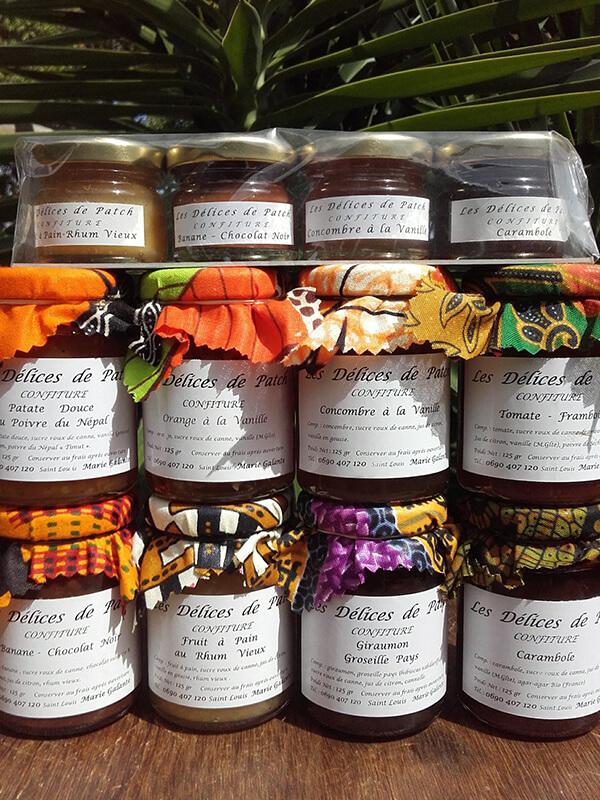 Produits locaux de Marie-Galante