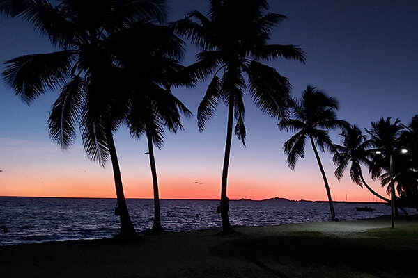 Couchers de soleil à Marie-Galante